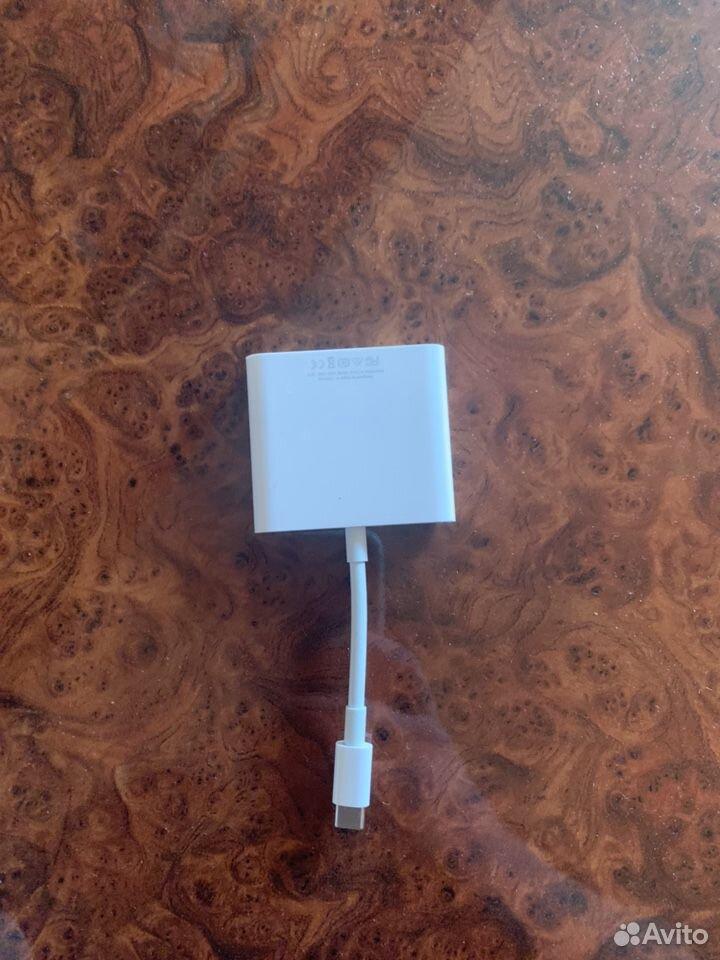 Переходник адапетер apple ucb-c hdmi Digital AV