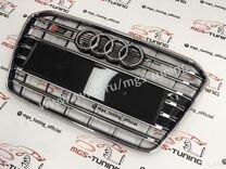 Решётка на Audi A5 11-16гг. S5 стиль 1