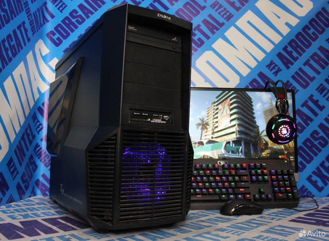 Игровой I5 4590 GTX1060(3gb) 8gb 500gb  89219026431 купить 1