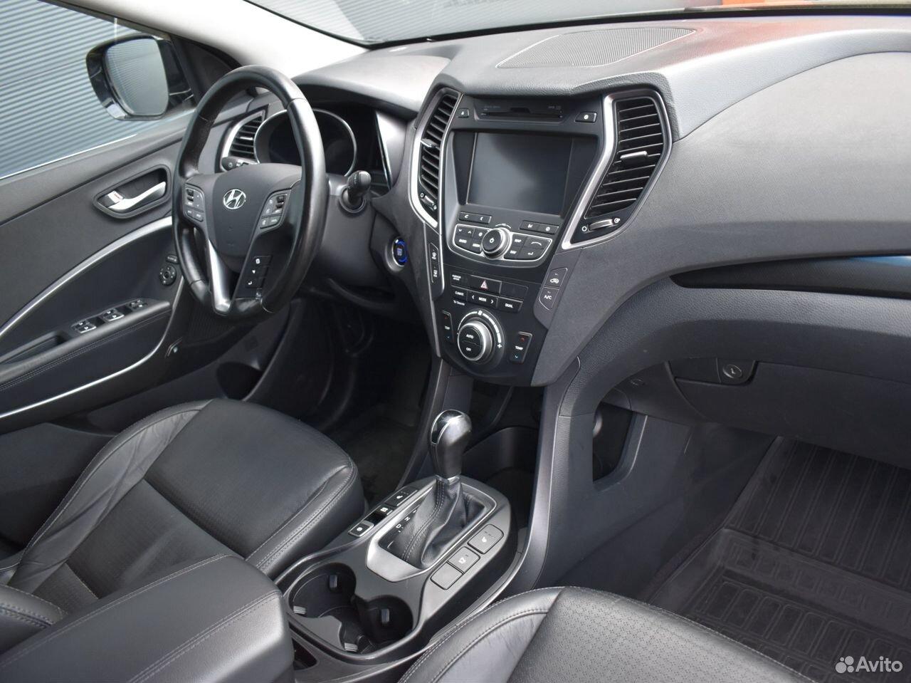 Hyundai Santa Fe, 2012  84012391573 купить 5
