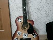 Гитара Акустическая, в хорошем состоянии