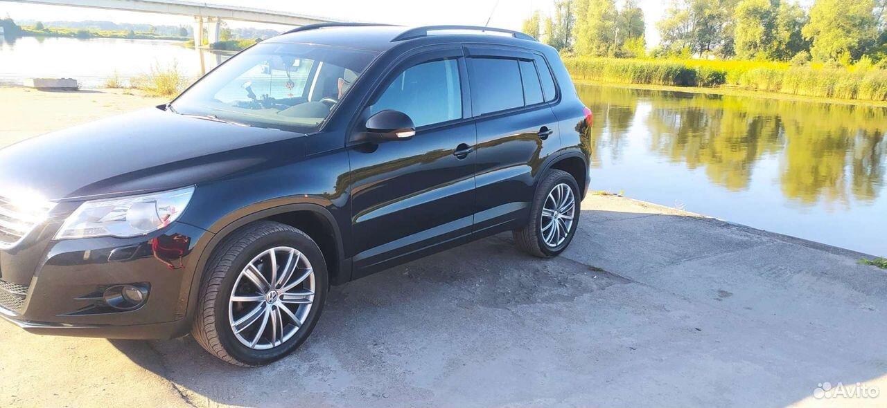 Volkswagen Tiguan, 2008  89097954103 купить 3