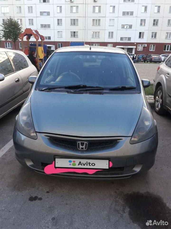 Honda Fit, 2003  89014673626 купить 2