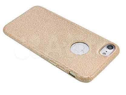 Чехол-накладка для iPhone 7\8 (4.7) C-case венеция TPU золото