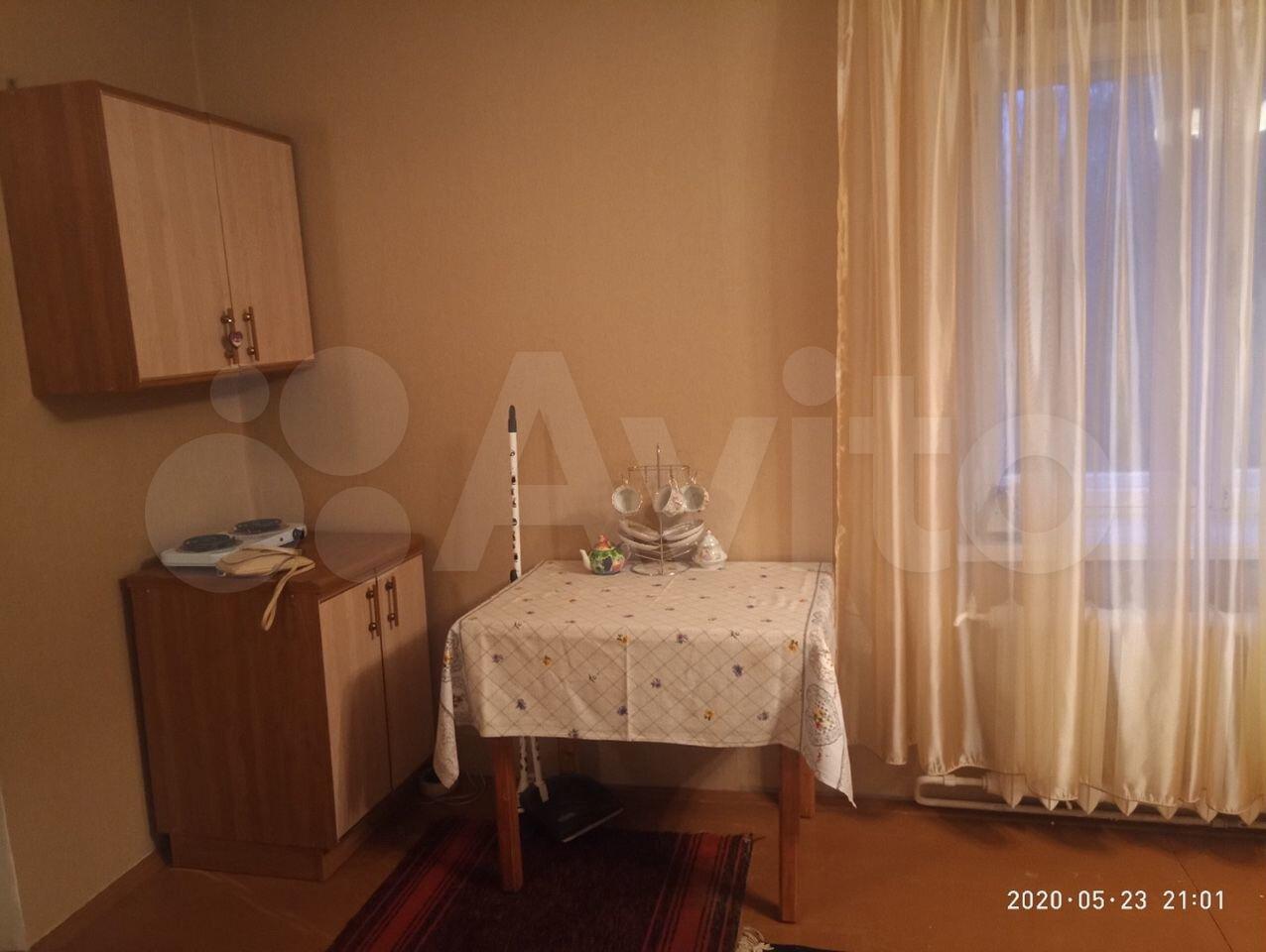 Комната 18 м² в 1-к, 3/3 эт.  89121471804 купить 1