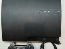 Игровая приставка Sony PlayStation 3 Slim 320 гб