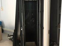 Телекоммуникационный шкаф 19'' 47 юнитов