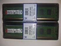 Оперативка Kingston (Новая) DDR3 2 гб x 4 — Товары для компьютера в Кемерово