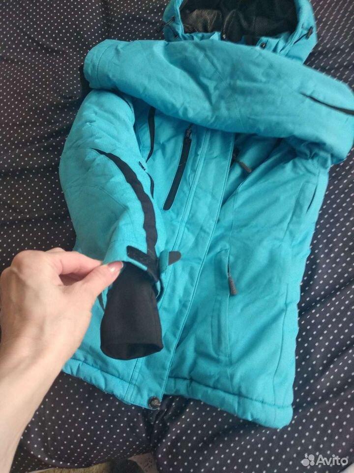 Куртка горнолыжная 42-44  89176521707 купить 2