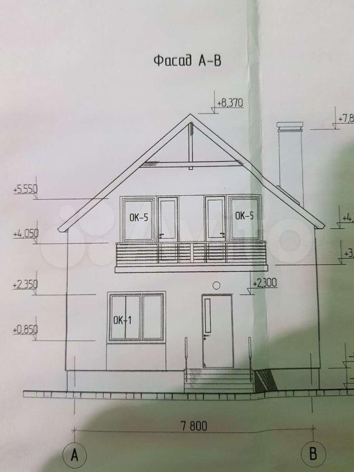 Дом 126 м² на участке 14 сот.  89114590902 купить 5