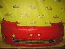 Бампер передний Toyota Porte NNP11