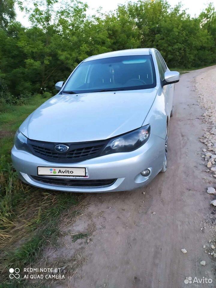 Subaru Impreza, 2008  89038820199 купить 2
