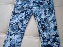 Вельветовые джинсы р.98 hm