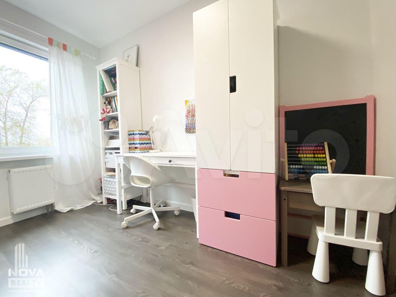 3-к квартира, 72 м², 4/12 эт.  89814010721 купить 10