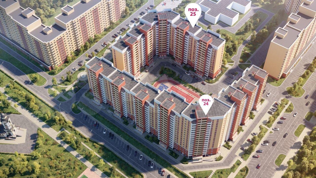 2-к квартира, 59.9 м², 1/14 эт.  89373886388 купить 2