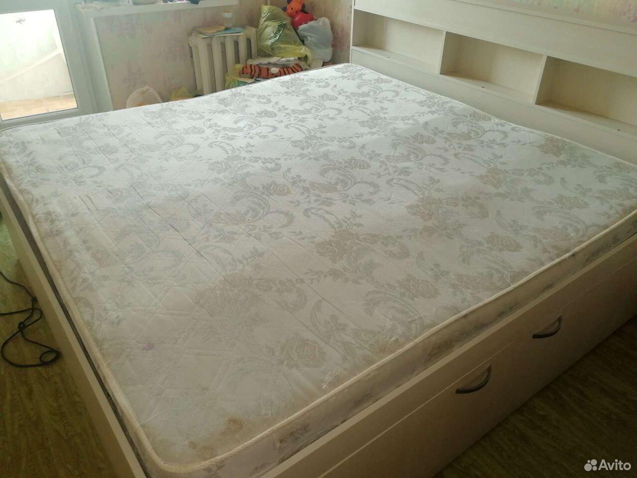Кровать с матрасом 2,0 * 2,0 метра  89173310344 купить 6