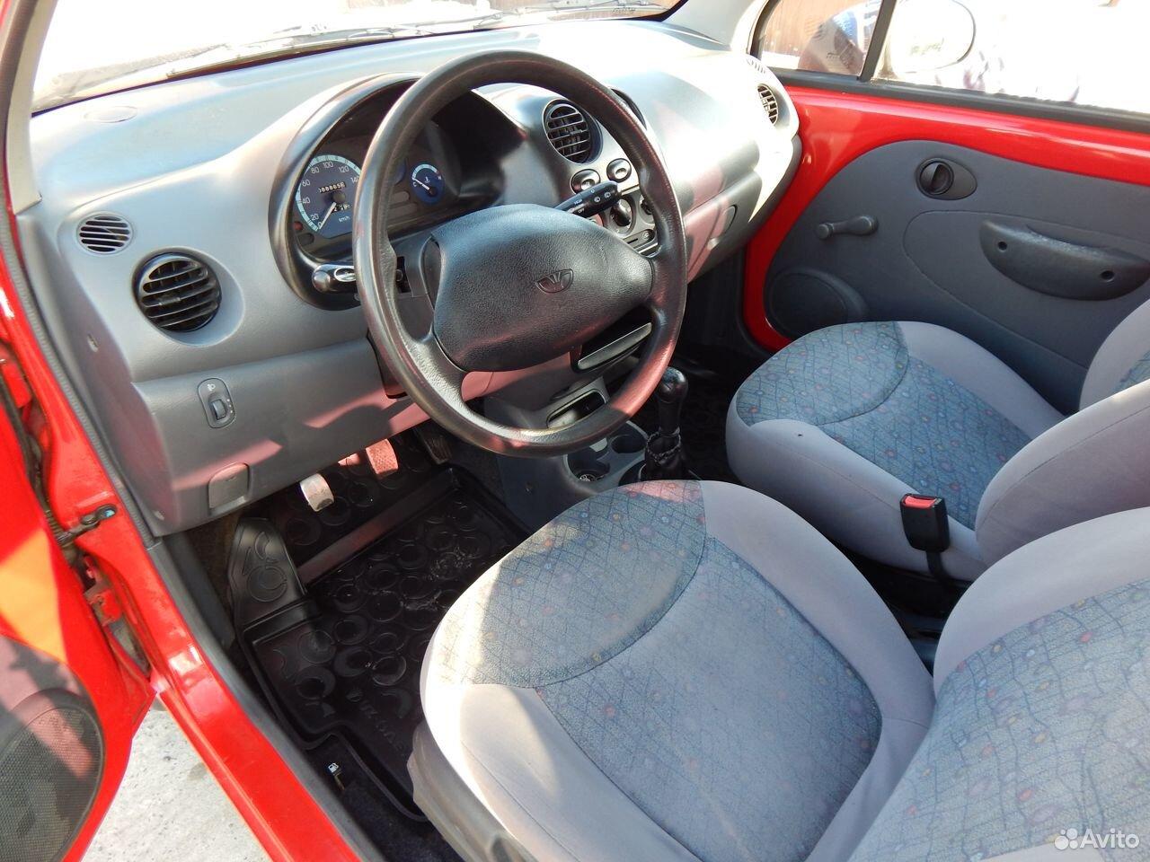 Daewoo Matiz, 2013  89611691114 купить 9