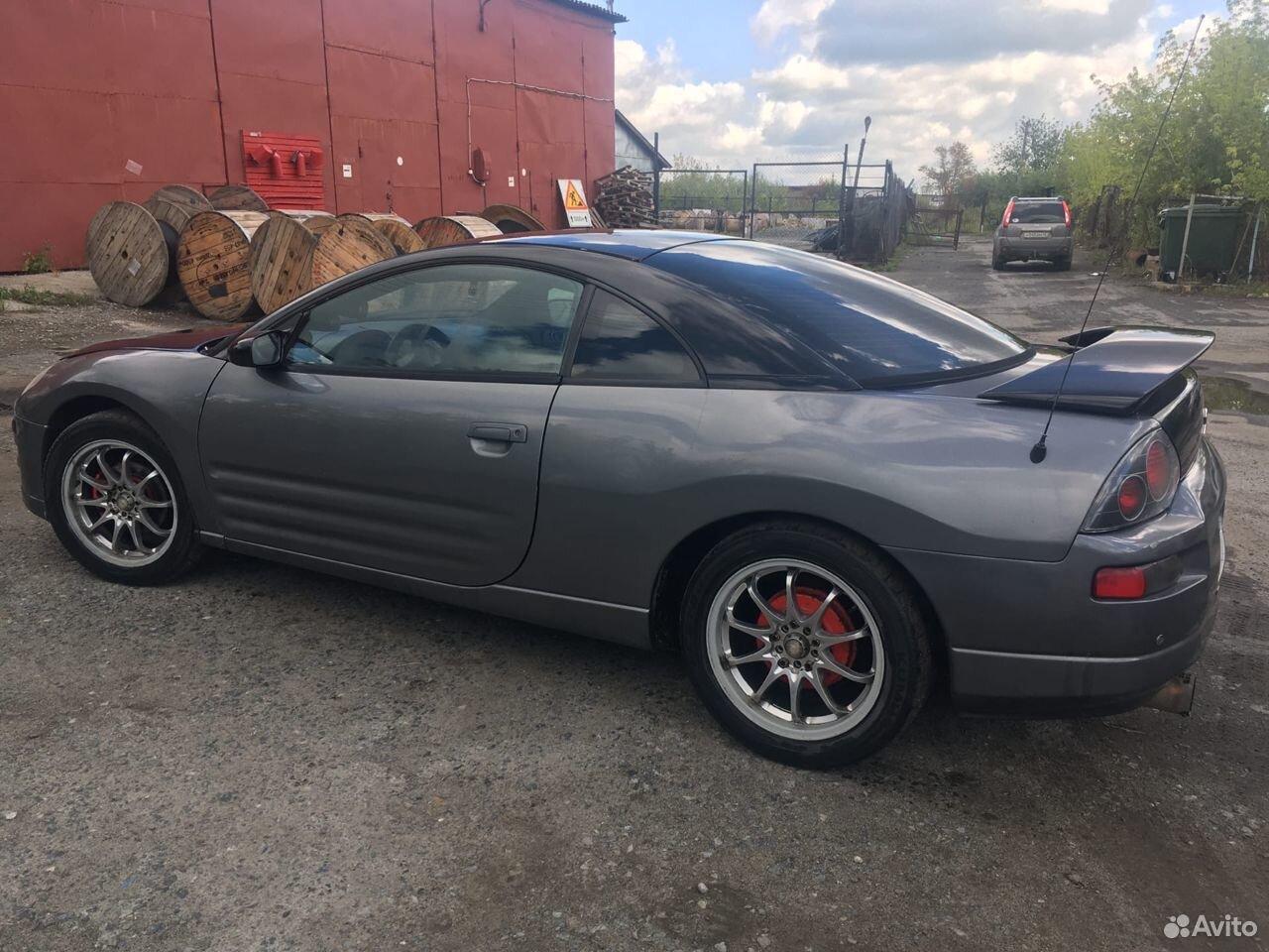 Mitsubishi Eclipse, 2002  89617528974 купить 1