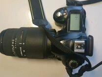 Фотоаппарат профессиональный nikon d50 body (тушка
