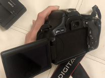 Canon 600D + 18-55 Kit