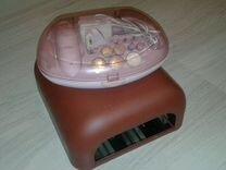UV-лампа и набор для маникюра