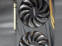 Видеокарта Gigabyte AMD Radeon RX 580 aorus