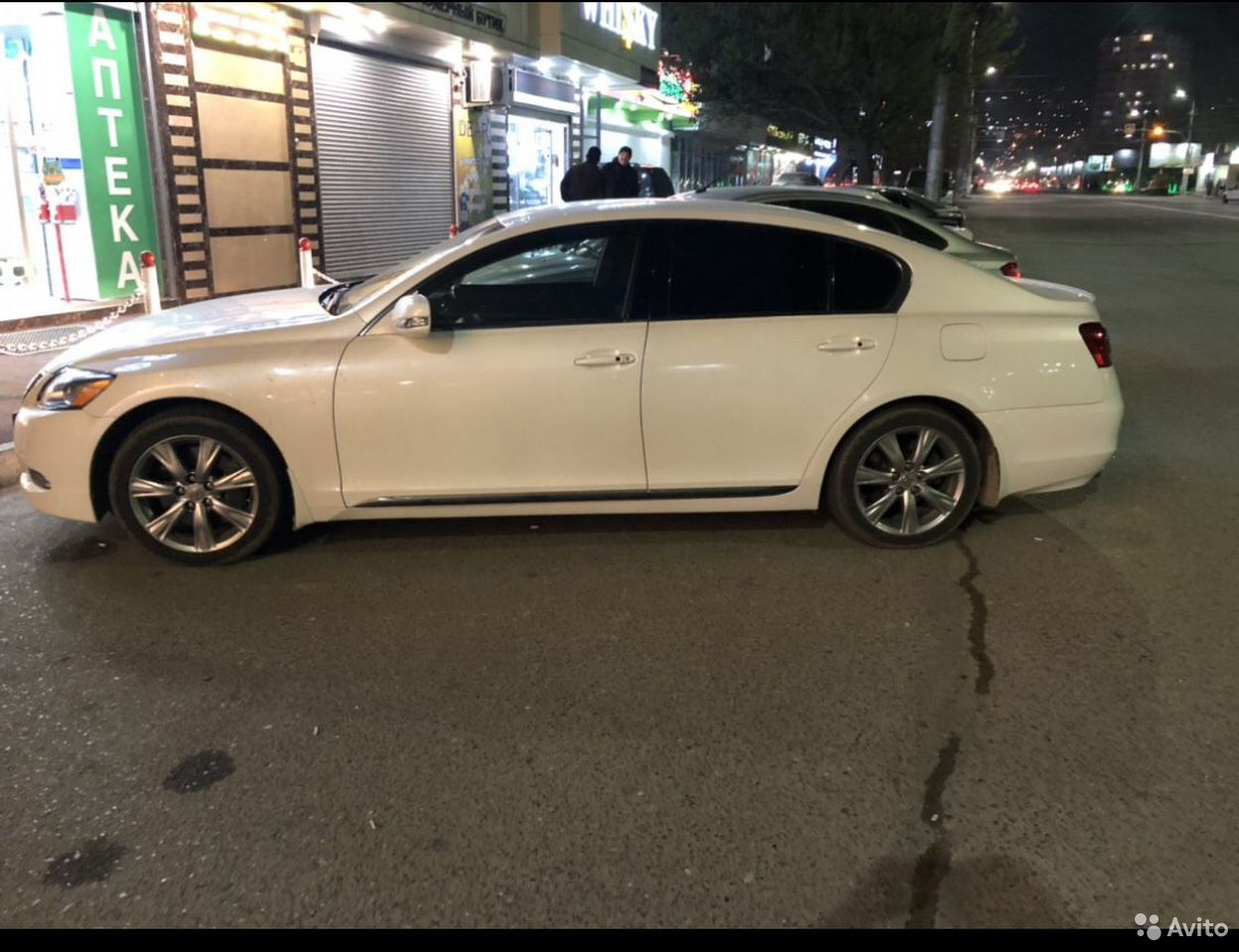Lexus GS, 2010  89634048105 купить 2