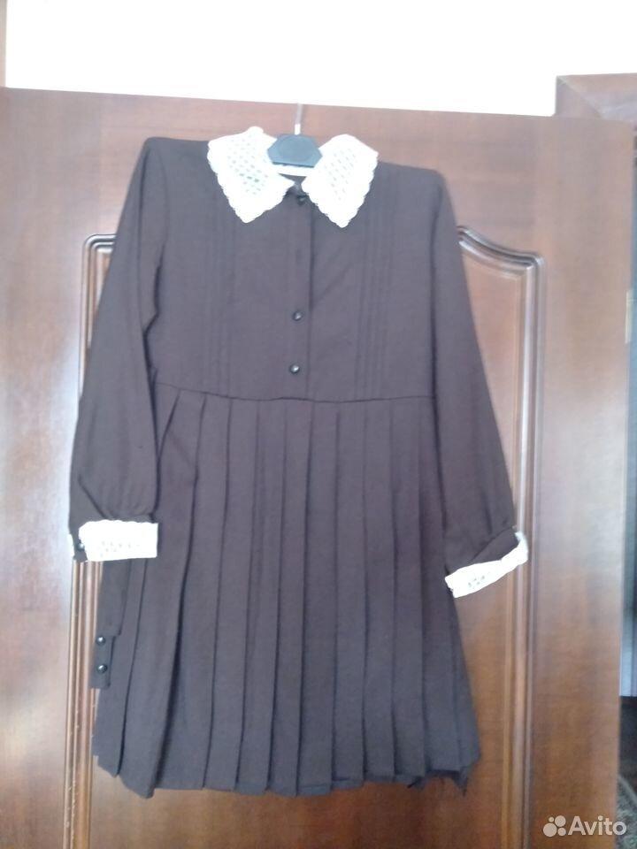Школьное платье.Размер 42 рост3  89113584208 купить 1