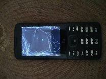 3-х симочный телефон fly ts113 разбит экран