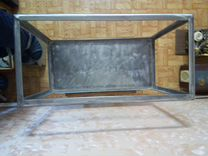 Каркас аквариума нержавейка.175 литров