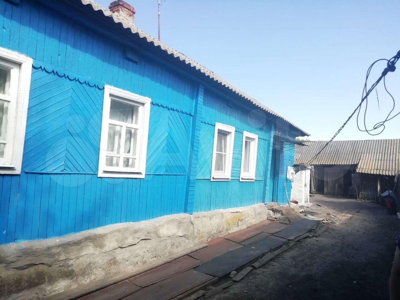 Дом 50 м² на участке 54 сот.