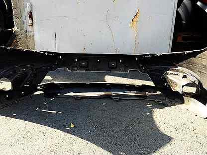 Бампер передний (под окраску) LADA Granta Cross FL
