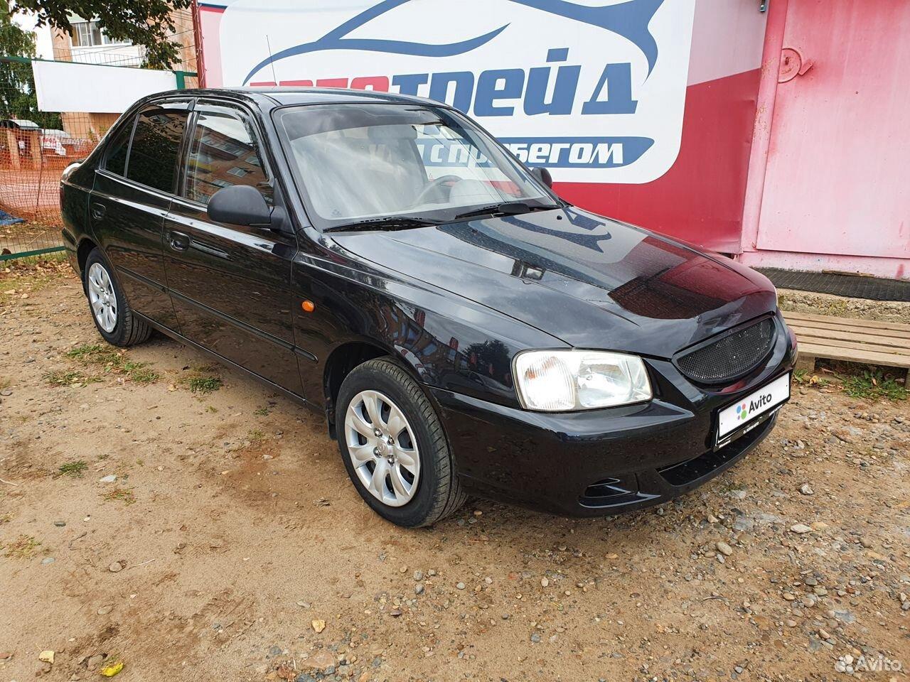 Hyundai Accent, 2009  89226856605 купить 1