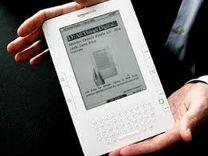Amazon Kindle 2 без подсветки - села батарея