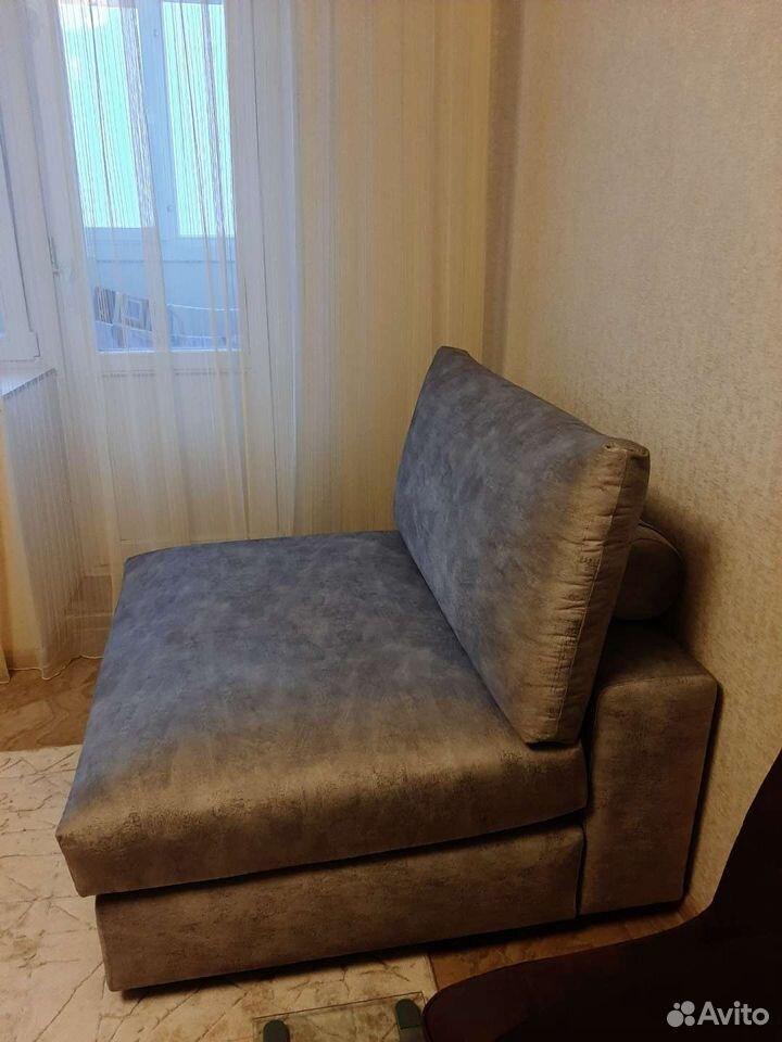 Кресло и пуф  89226723397 купить 2