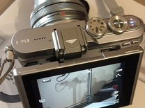 Новый Olympus PEN E-PL8 Kit 14-42mm (коричневый)