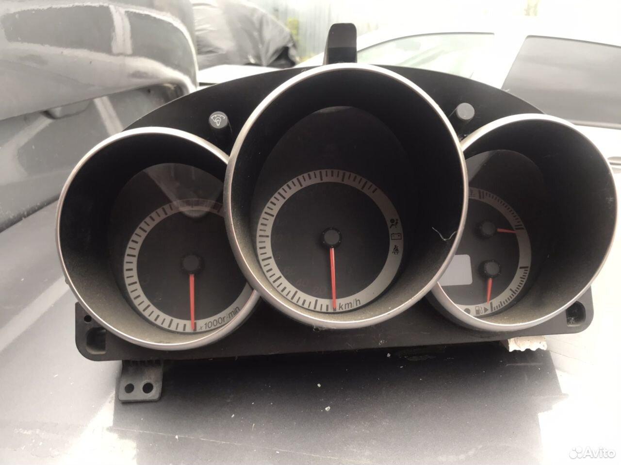 89644905044  Панель приборов Mazda 3bk 2.0 sport