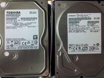 Продаю 2 жестких диска цена за оба