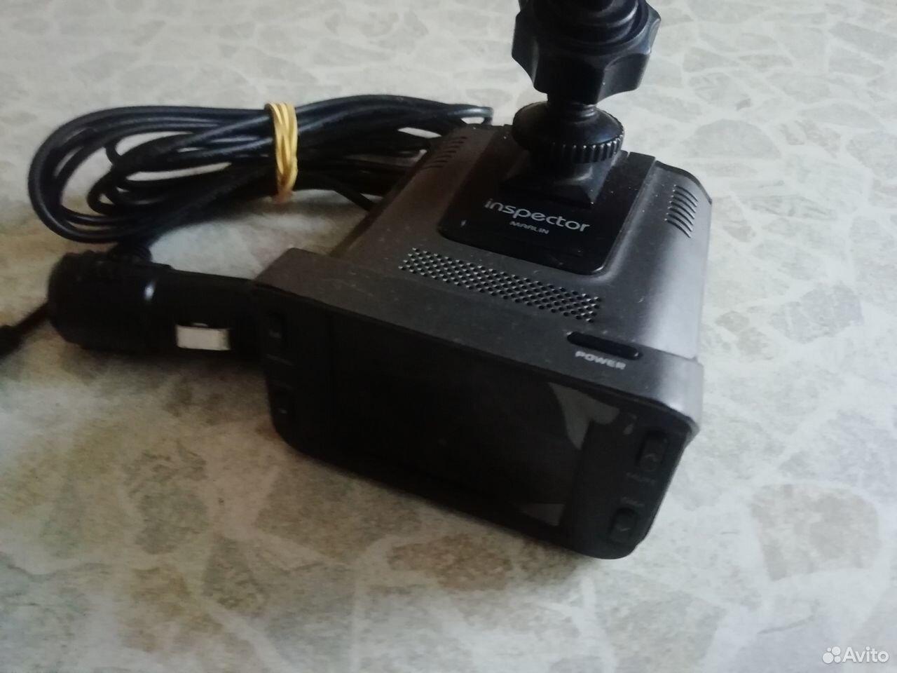 Автомобильный видеорегистратор Inspector Marlin  89231912777 купить 3