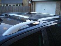 FicoPro багажник на рейлинги бесшумный — Запчасти и аксессуары в Краснодаре