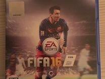 Игра для Playstation 4 Fifa 2016