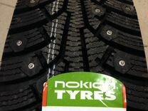 Новые шины 185 60 14 nokian nordman 5 шиповка — Запчасти и аксессуары в Волгограде