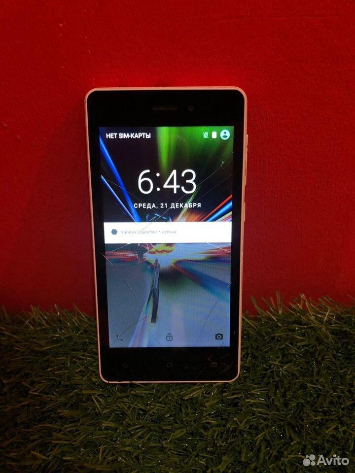 Смартфон МТС Smart Race 2 4G  89095099609 купить 1