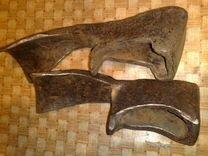 Топор-тесло, старинная ковка