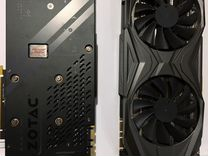 Zotac GeForce GTX 1070ti 8gb