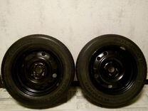 2 колеса R15 Kumho