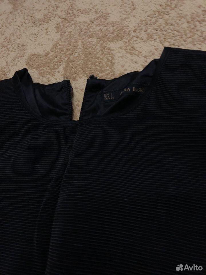 Платье Zara (S)  89032636918 купить 2