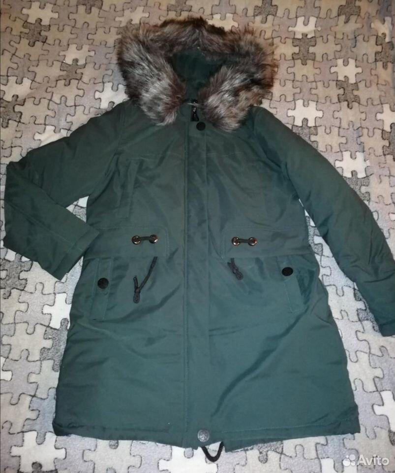 Куртка парка  89208066762 купить 1