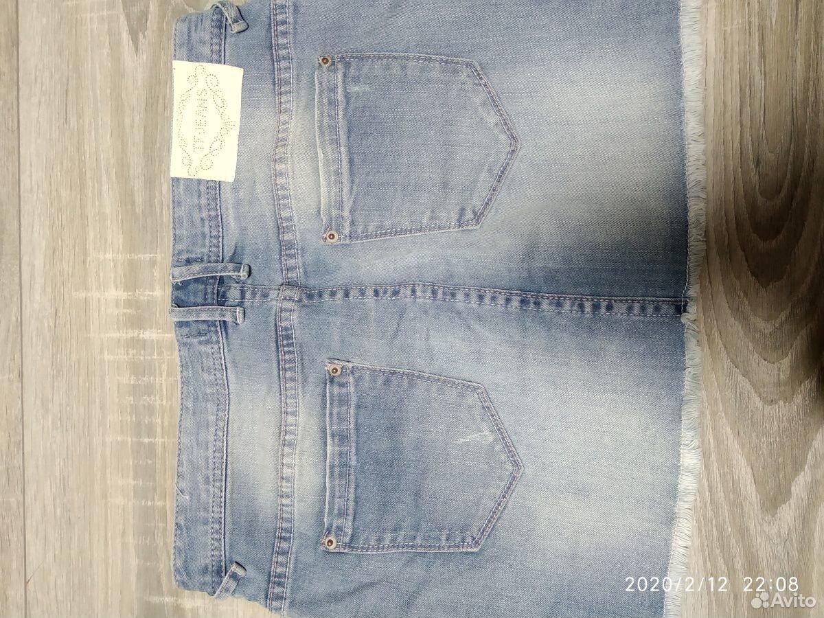 Джинсовая юбка 89788758048 купить 2