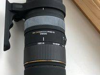 Объектив Sigma 50-500 mm 1:4-6.3 APO DG HSM